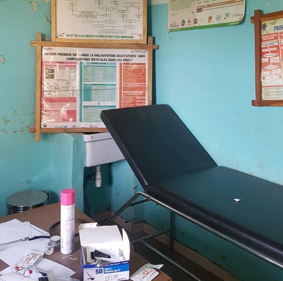 Consultorio médico de Dialacoto