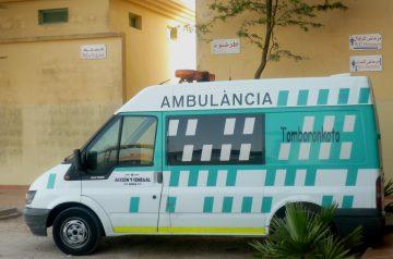 Agosto 2013 - Ambulancia para Tomboronkoto