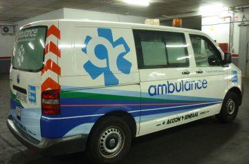 Donación Ambulaancia a Dialacoto - Juio 2012