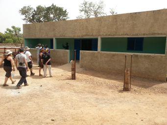 Casa Maternidad y Casa Comadorna Fongolimbi Abril 2015