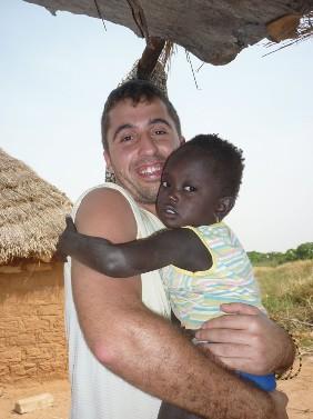 Didac Jerez en Senegal