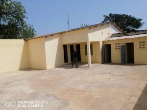 Enfermeria Centro Penitenciario Kedougou