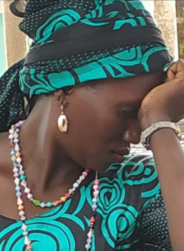 Mujer Senegalesa